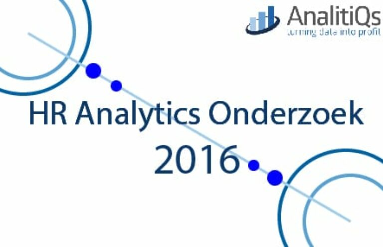 hr analytics onderzoek 2016