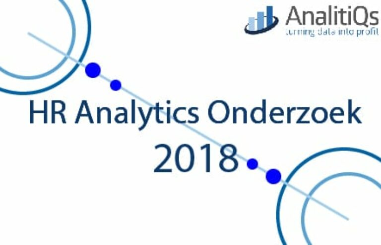 hr analytics onderzoek 2018