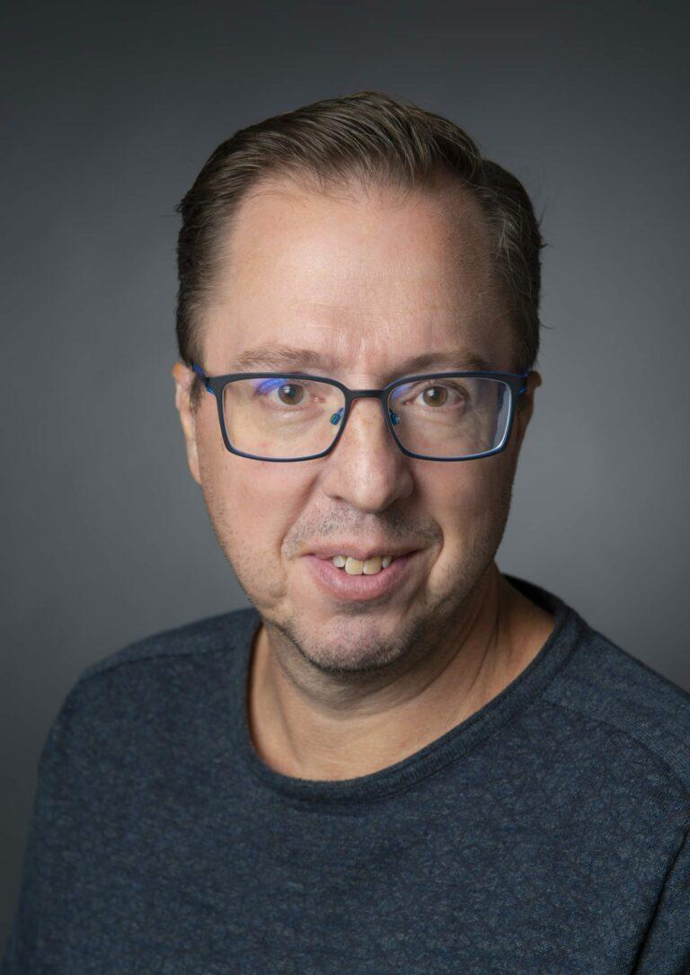 Edwin van den Bosch