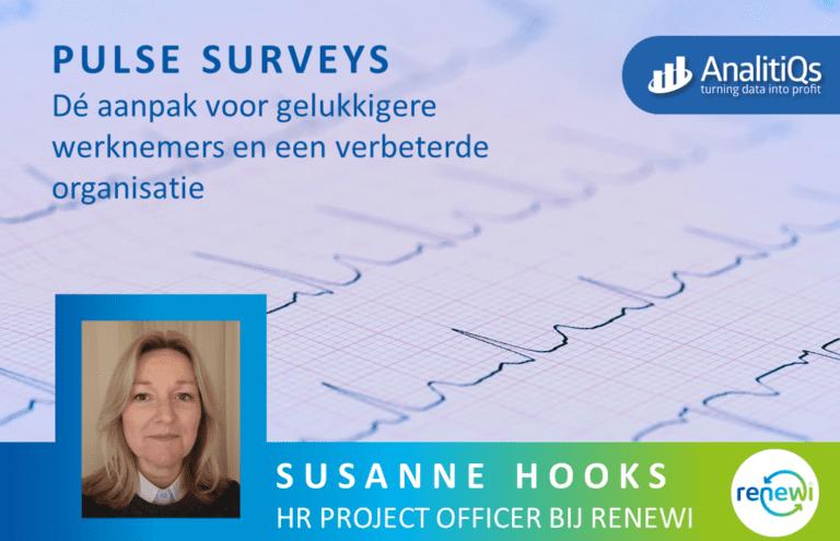 Pulse Survey - Susanne Hooks