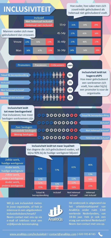 Inclusiviteit infographic