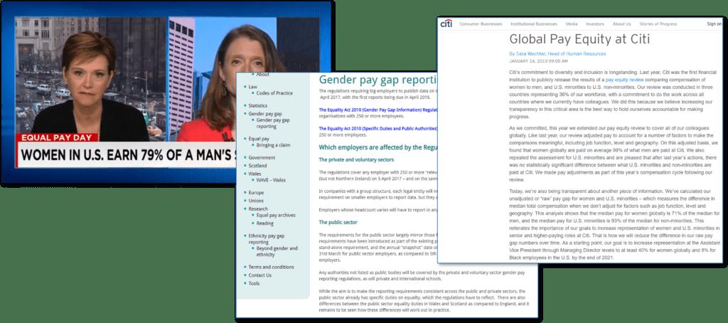 Equal Pay belang